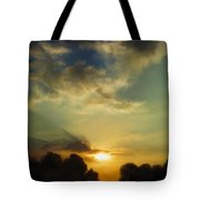 The Setting Sun Tote Bag