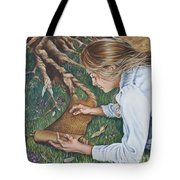 The Seven Spirits Series - The Spirit Of Knowledge Tote Bag