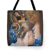The Seven Spirits Series - The Spirit Of Counsel Tote Bag