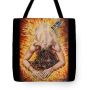 The Seven Spirits Series - The Spirit Of The Fear Of The Lord Tote Bag