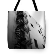 The Seventh Flight  Tote Bag