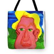 The Severely Svelte Sven Severin The 7th Tote Bag by Del Gaizo
