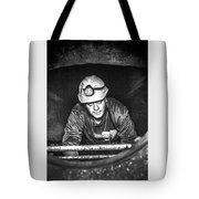 The Sewer Guy Tote Bag