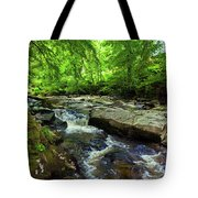 The Shankhill River Shortly Tote Bag