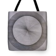 The Shape Of Pi Tote Bag