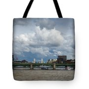 The Shard And Thames View Tote Bag