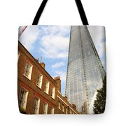 The Shard In London Tote Bag