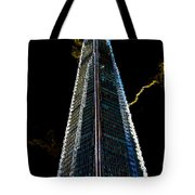 The Shard London Art Tote Bag