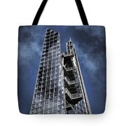 The Shards Of The Shard Tote Bag