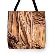 Saint Gaudens -- The Shaw Memorial's Left Side Tote Bag