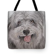 The Sheepdog Tote Bag