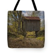 The Shortest Covered Bridge I Have Seen Tote Bag