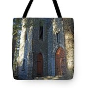 The Shrine Of St Therese Tote Bag