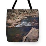 The Shut Ins -nature Art Print Tote Bag