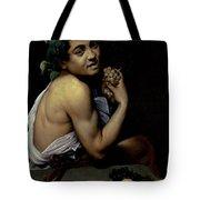 The Sick Bacchus, 1591  Tote Bag