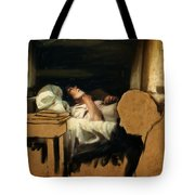 The Sickbed Tote Bag