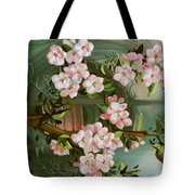 The Side Branch On The Tree Of Knowledge  Tote Bag