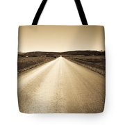 The Side Road 2 Tote Bag