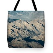 The Sierra Nevadas Tote Bag