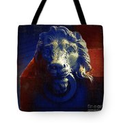 The Silence Of Stone Tote Bag