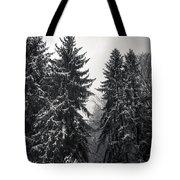The Silent Season Tote Bag