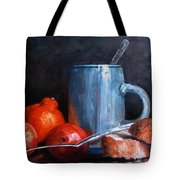 The Silver Cup Tote Bag