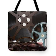 The Silver Screen Tote Bag