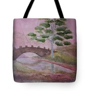 The Silver Tree Tote Bag