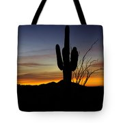 The Simple Beauty Of A Sunrise  Tote Bag