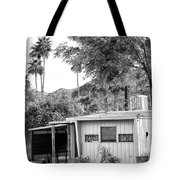 The Simple Life Bw Tote Bag