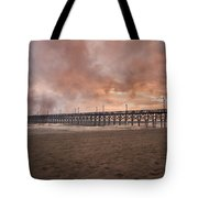 The Simple Purity Of Living Tote Bag