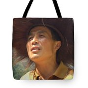 The Singing Boatman Tote Bag
