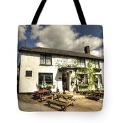 The Six Bells Of Payhembury  Tote Bag