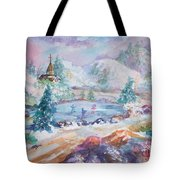 The Skaters Tote Bag