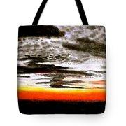 The Skies Tote Bag