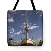 The Skipjack Rosie Parks Tote Bag