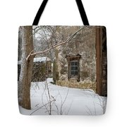 The Skis Tote Bag