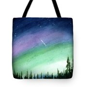 The Sky Is Falling Tote Bag