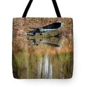 The Small Boat Photoart II Tote Bag