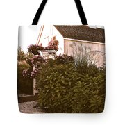 The Small Chapel On The Bay Tote Bag