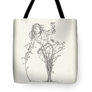 The Small Singer Tote Bag