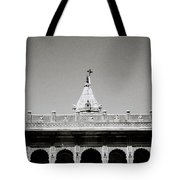 The Small Temple Tote Bag