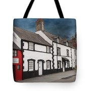 The Smallest House In Great Britain Tote Bag
