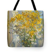 The Smell Of Summer Tote Bag
