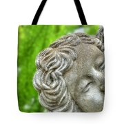 The Smiling Angel Buffalo Botanical Gardens Series Tote Bag