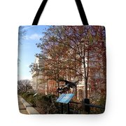 The Smithsonian Natural History Museum Washington Dc Tote Bag