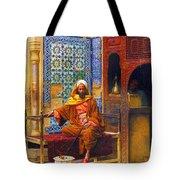The Smoker Tote Bag