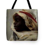 The Smoking Moor Tote Bag