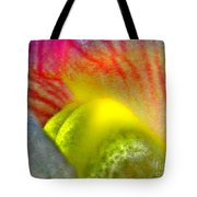 The Snapdragon - Flower Tote Bag