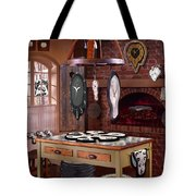 The Soft Clock Shop 3 Tote Bag